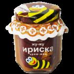 КРЕМ-МЁД ИРИСКА с вареной сгущенкой (200 гр.)