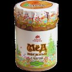 Мед таежный с чагой (350 гр.)