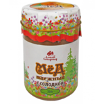 Мед таежный с солодкой (350 гр.)