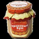КРЕМ-МЁД ОРЕХОВЫЙ БУМ с пятью видами орехов и кофе (200 гр.)