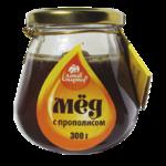 МЁД с прополисом (300 гр.)