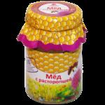Мед таежный с расторопшей (350 гр.)