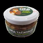 """Мёд с кедровым орехом """"СИЛА КЕДРА"""" (150 гр.)"""